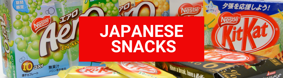 Buy Japanese Snacks from ZenMarket