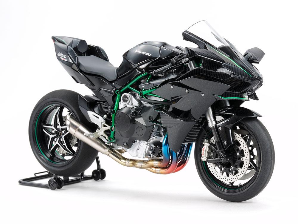 1/12 SCALE Kawasaki Ninja H2R (FINISHED MODEL)
