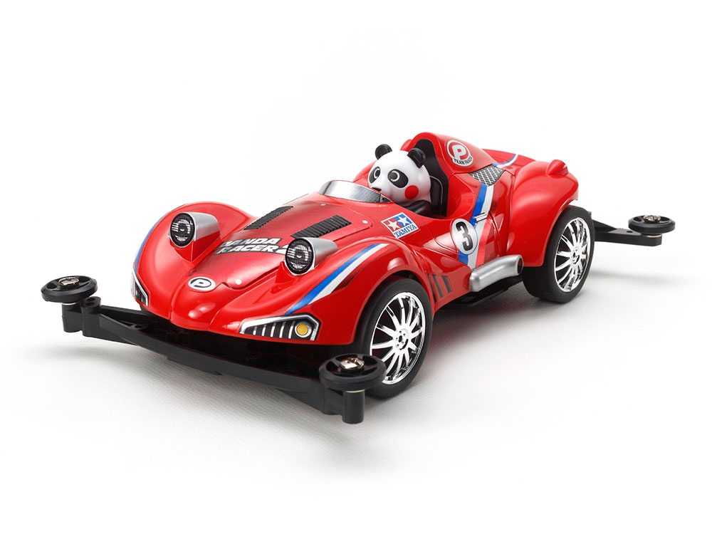 MINI 4WD PANDA RACER 2