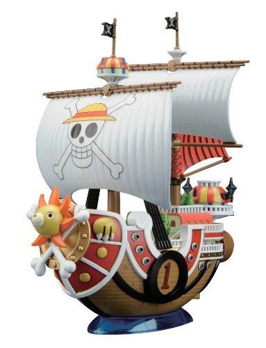 海盜船模型
