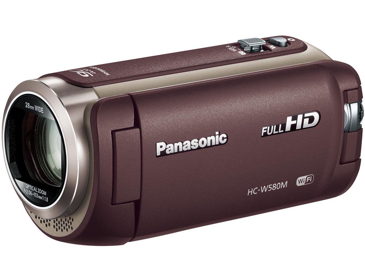 Panasonic HC-W580M