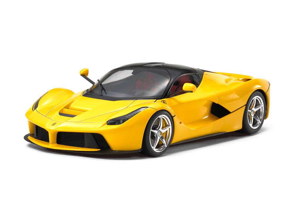 1/24 SCALE LaFerrari Yellow Version