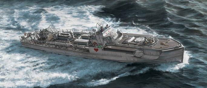 5620S Schnellboot Typ S-38