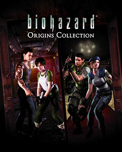 Bio Hazard Origins Collection </br><font color=red> Release Date: 23 May 2019 </font>