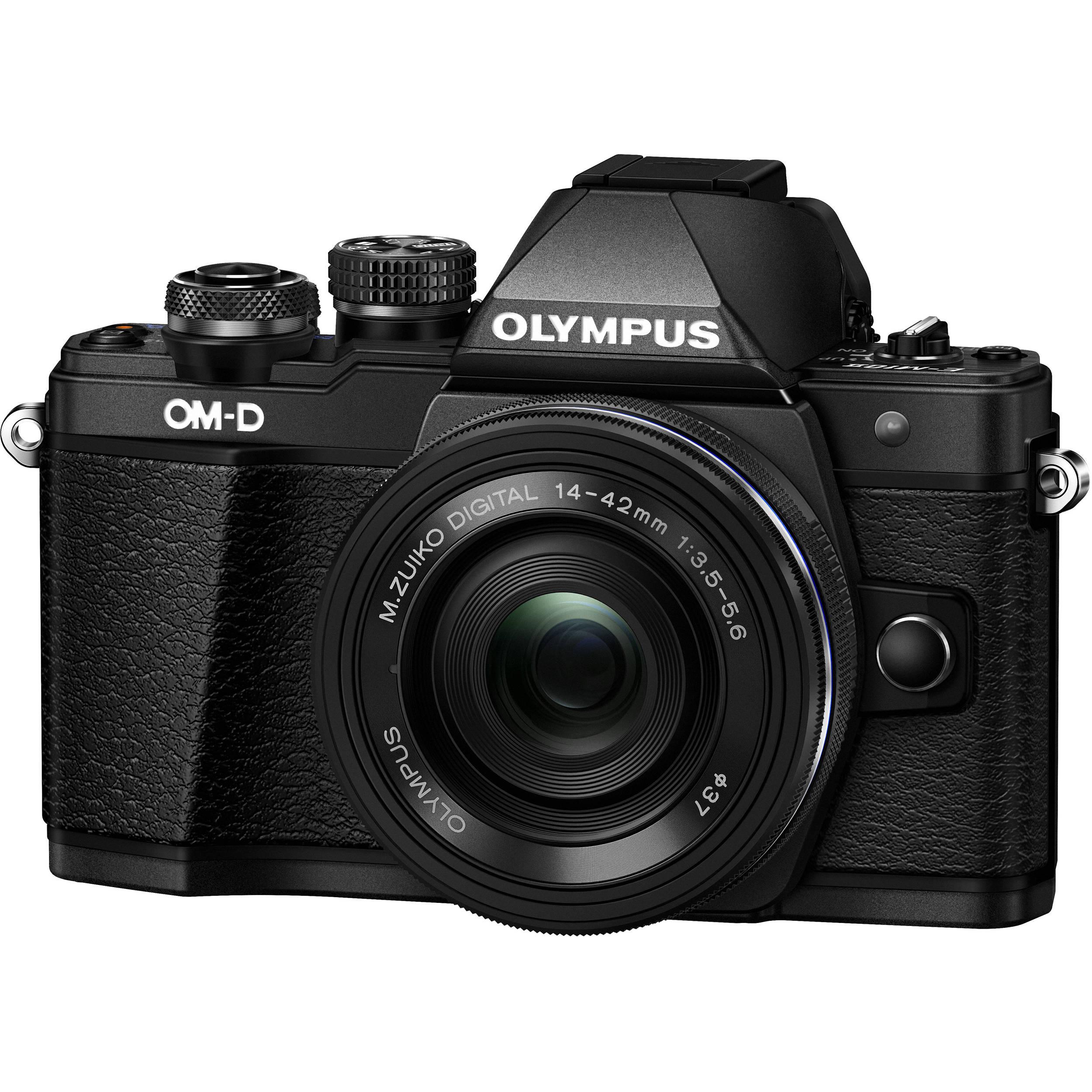 Olympus OM-D E-M10 Mark II EZ