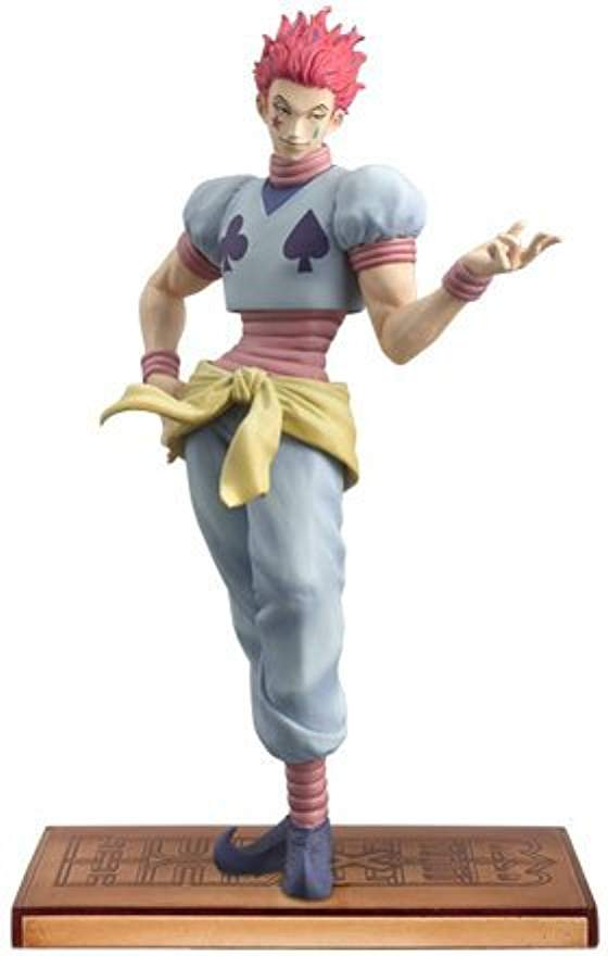 Hisoka Anime Figure