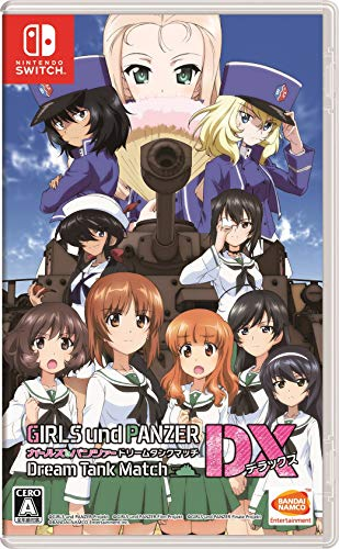Girls and Panzer: Dream Tank Match DX