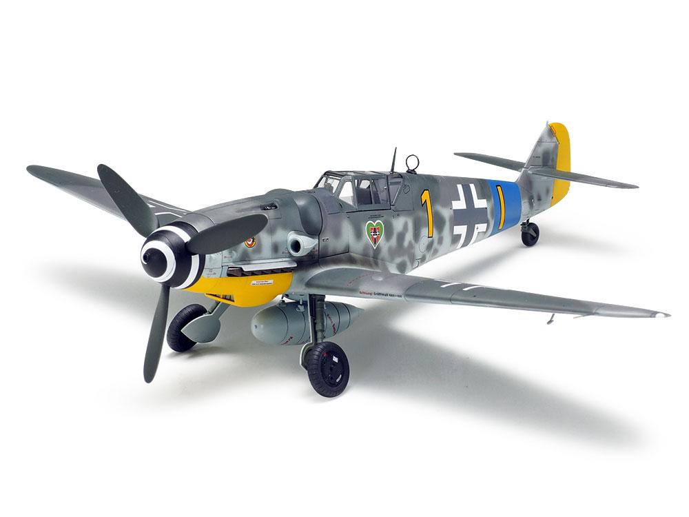 1/48 SCALE MESSERSCHMITT Bf109 G-6