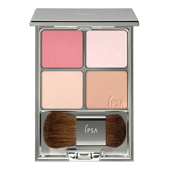 IPSA Face Color Pallet