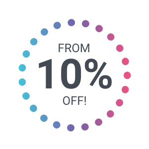 From 10% Off
