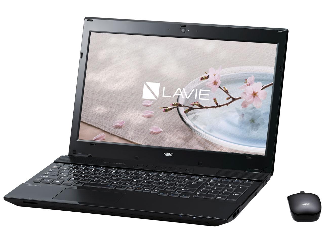 NEC LAVIE Note Standard NS750