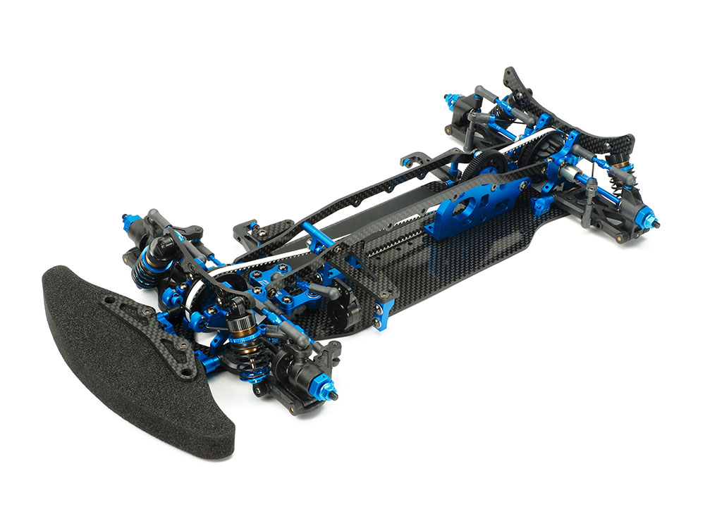 1/10 SCALE R/C 4WD HIGH PERFORMANCE RACING CAR TA07 MS CHASSIS KIT