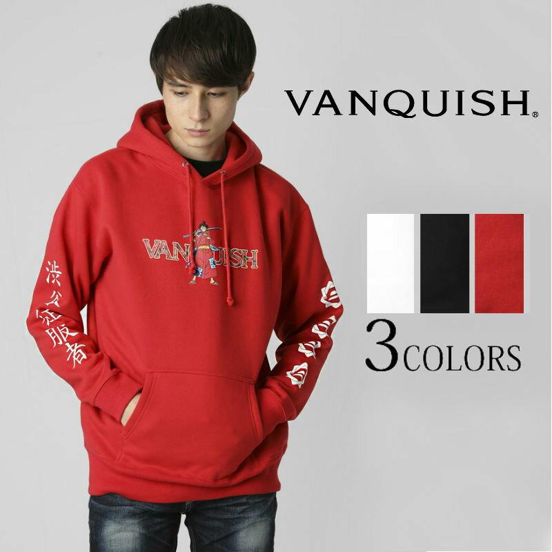 VANQUISH連帽衣