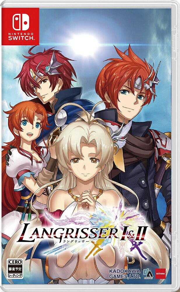 Langrisser I & II </br><font color=red> Release Date: 18 Apr 2019 </font>
