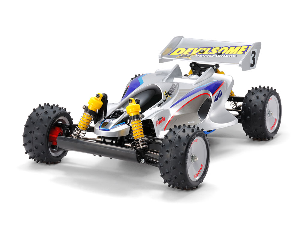 1/10 SCALE 4WD HIGH PERFORMANCE OFF ROAD RACER MANTA RAY (2018)