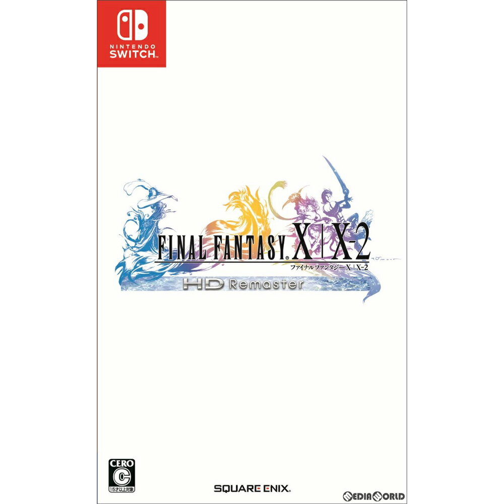 Final Fantasy X - X-2 Remaster </br><font color=red> Release Date: 11 Apr 2019 </font>