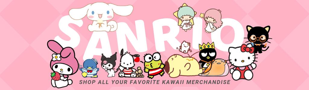 Buy Exclusive Japanese Sanrio Merchandise with ZenMarket!