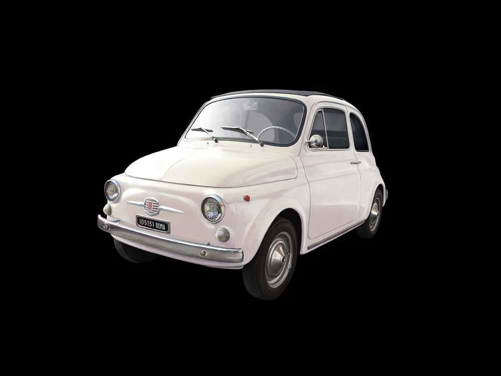4703S 1/12 FIAT 500F 1968