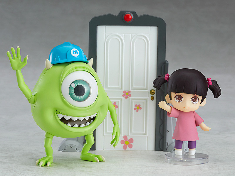 Mike & Boo set: DX