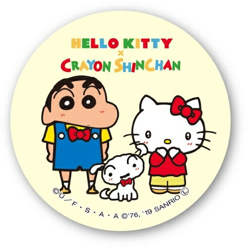 Crayon Shin-chan x Hello Kitty
