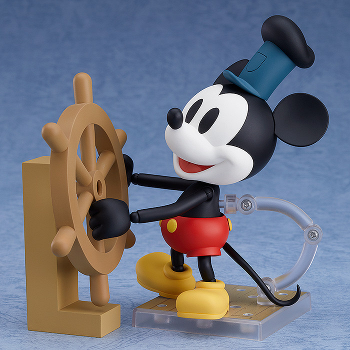 Mickey Mouse: version 1928 (Couleur)