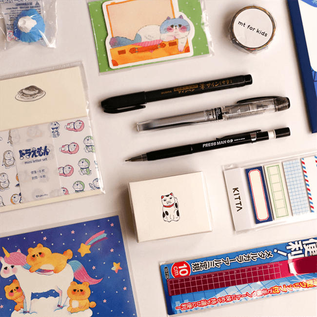 ZenPop Stationery Pack