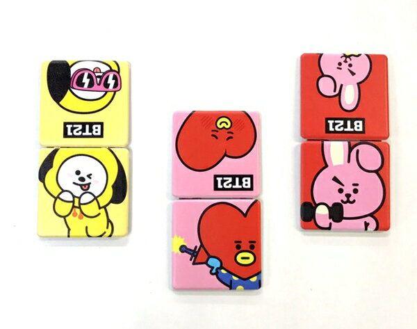 Merchandise de BT21