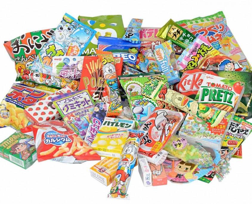 Cajas de dulces