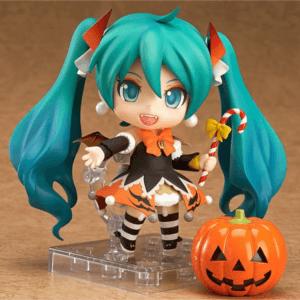 Halloween Miku Nendoroid