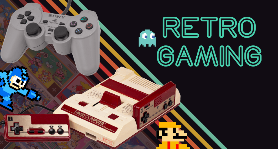 Your one-stop shop for retro gaming