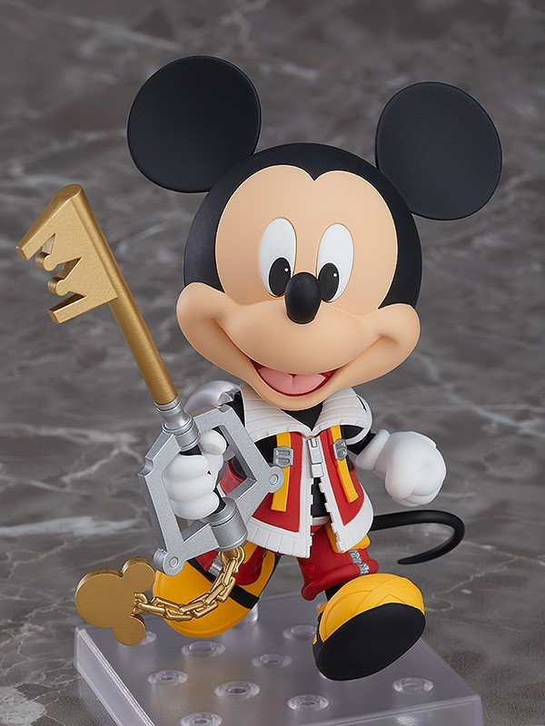 King Mickey - Nendroid