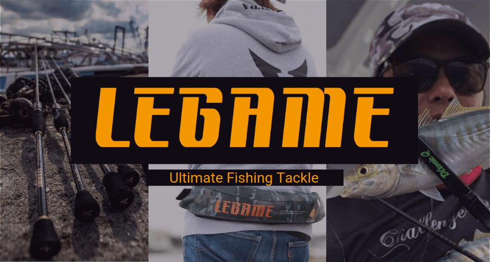 Legame - Ultimate Japanese Fishing Tackle