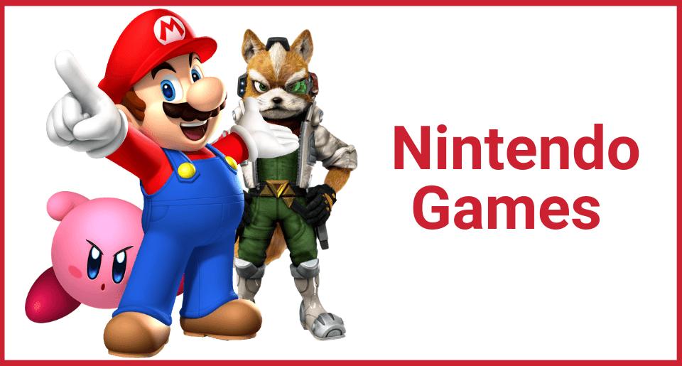 Japanese Nintendo Games