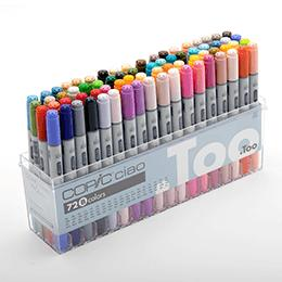 Copic Ciao 72 couleurs