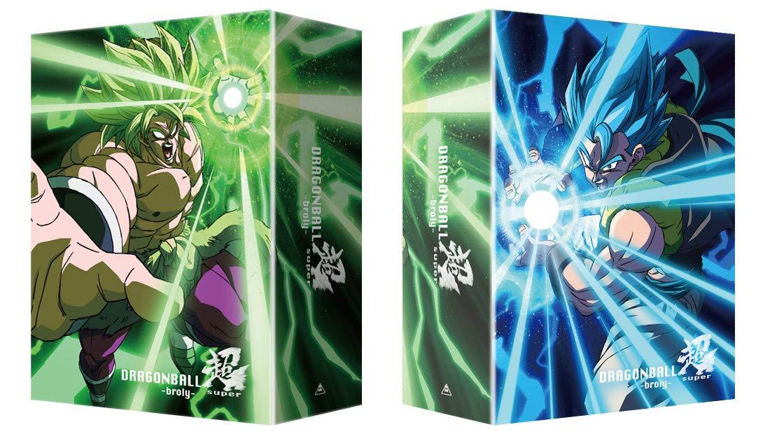 Blu-ray Coffret DBS Broly